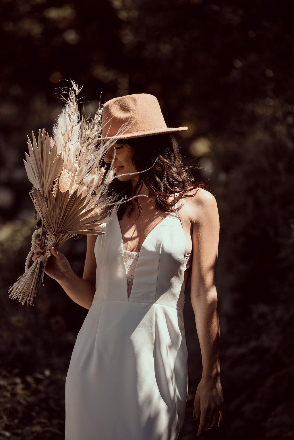 collection 2021 / robe de mariée Adélaïde à Castres - Bayonne
